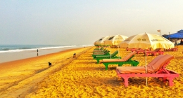 Candolim, Resort Hotels