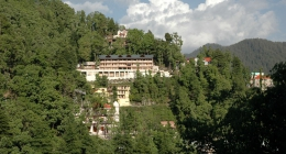 Dalhousie, Resort Hotels