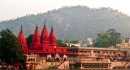 Haridwar, Resort Hotels