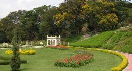Krishnarajasagar, Madikeri,Coorg