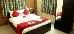 OYO Rooms Newtown AI Market