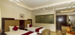 OYO Premium Indiranagar Cambridge Layout